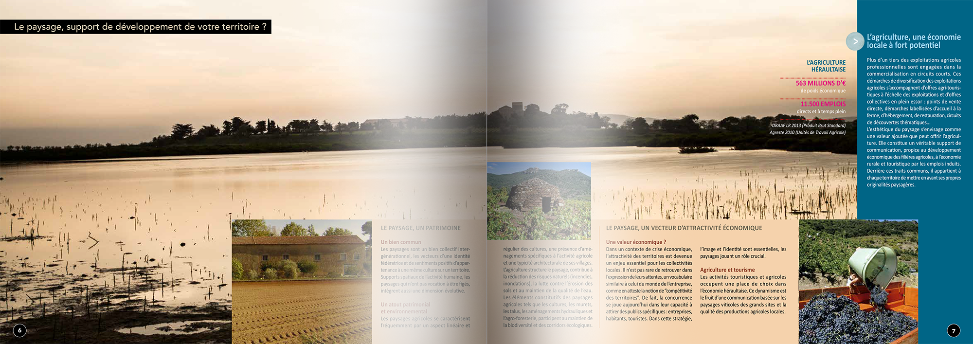 AGRICULTURES & PAYSAGES 1