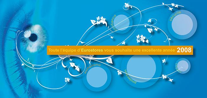 Eurostore, carte de vœux