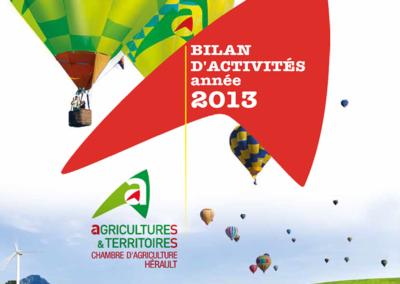 Chambre d'Agriculture de l'Hérault / Bilan